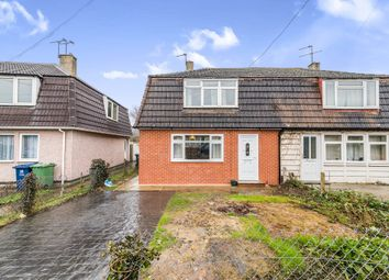 Thumbnail 3 bedroom semi-detached house for sale in Giles Road, Littlemore, Oxford