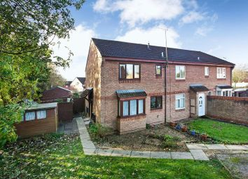 Thumbnail 1 bed terraced house for sale in Walnut Drive, Tiverton
