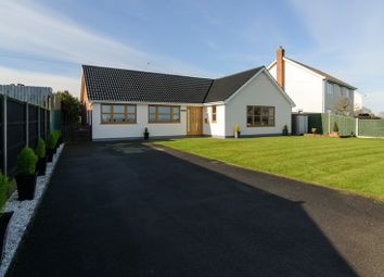 Thumbnail 4 bed bungalow for sale in Chapel Lane, Louth, Lincolnshire