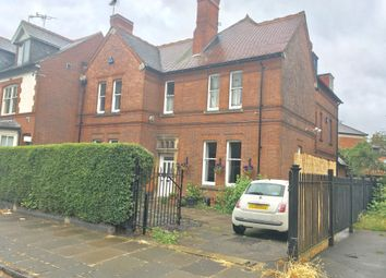 Thumbnail Block of flats for sale in Kirby Road, Leicester