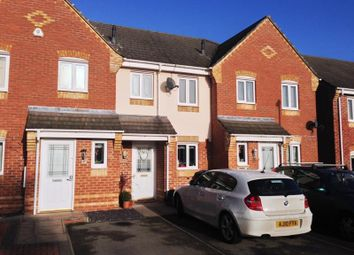 Thumbnail 2 bed terraced house to rent in Perry Close, Tamworth