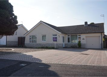 Thumbnail 3 bedroom detached bungalow for sale in Carbery Gardens, Bournemouth