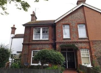 Thumbnail 1 bed flat to rent in Rugby Road, Worthing
