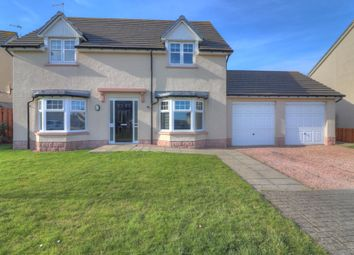 Thumbnail 5 bed detached house for sale in Thomson Road, St. Fergus, Peterhead