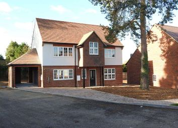 Thumbnail 3 bed detached house for sale in Milton Way, Fetcham, Leatherhead