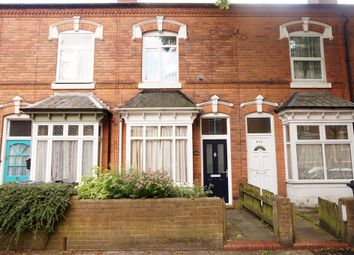 Thumbnail 2 bedroom terraced house to rent in Somerset Road, Handsworth Wood, Birmingham