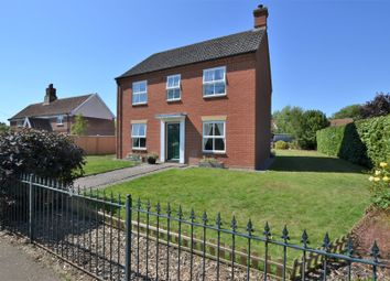 Thumbnail 4 bed detached house for sale in Rayner Drive, Swanton Morley, Dereham