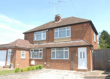 Thumbnail 2 bedroom semi-detached house for sale in Wroxham Gardens, Potters Bar