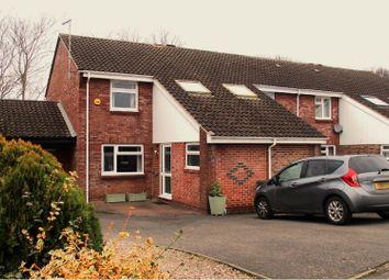 Thumbnail 3 bed terraced house for sale in King Arthur Close, Charlton Park, Cheltenham