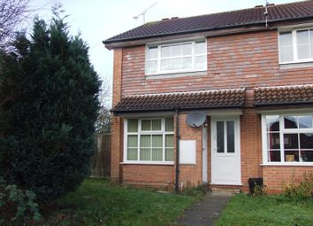Thumbnail 2 bedroom end terrace house to rent in Armstrong Way, Woodley