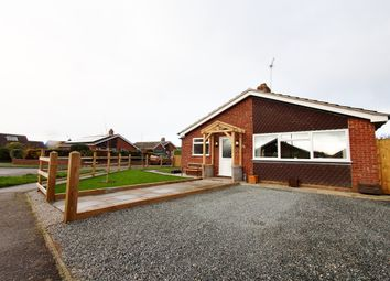 Thumbnail 3 bed detached bungalow for sale in Arundel Road, Wymondham