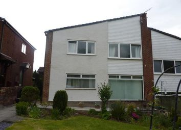 Thumbnail 2 bedroom flat to rent in Mansfield Road, Balerno