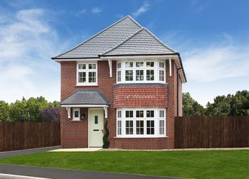 "Thumbnail 4 bed detached house for sale in ""Stratford"" at Homington Avenue, Coate, Swindon"