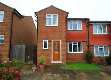 Thumbnail 3 bedroom semi-detached house for sale in Kite Close, St Leonards-On-Sea, East Sussex