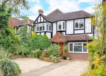 Manor Road South, Hinchley Wood, Esher KT10. 4 bed detached house for sale