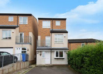 Thumbnail 4 bed detached house for sale in Kenninghall View, Sheffield