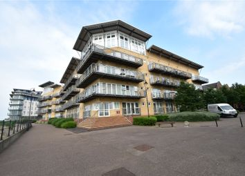 Thumbnail 1 bed flat for sale in Portland Place, Greenhithe, Kent