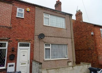 Thumbnail 3 bed semi-detached house for sale in Parkin Street, Alfreton