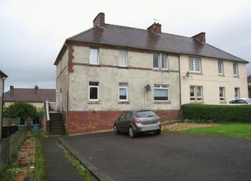 Thumbnail 3 bed flat for sale in Drumbathie Road, Clarkston, Airdrie