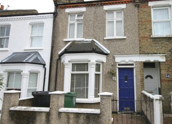 Thumbnail 2 bed terraced house to rent in Fairfield Road, Walthamstow, London