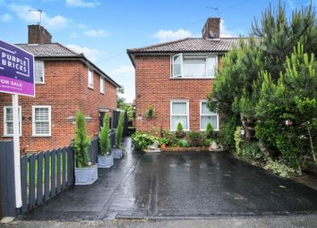 Thumbnail 3 bed end terrace house for sale in Cattistock Road, London