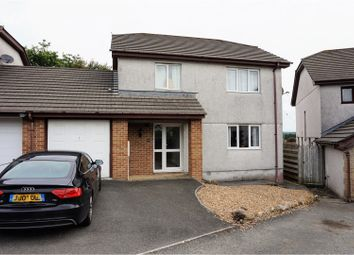Thumbnail 3 bed detached house for sale in Rachels Way, St. Columb