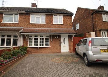 Thumbnail 3 bed semi-detached house to rent in Central Drive, Coseley, Bilston