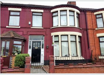 Thumbnail 7 bed terraced house for sale in 134 Queens Drive, Walton, Merseyside