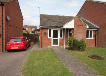 Thumbnail 2 bed bungalow to rent in Sycamore Close, Burbage, Hinckley