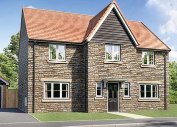 "Thumbnail 4 bed detached house for sale in ""The Blenheim"" at Pincots Lane, Wickwar, Wotton-Under-Edge"