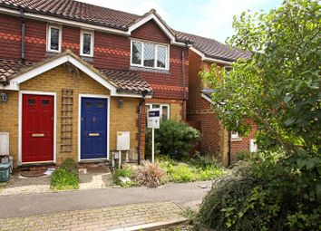 Thumbnail 3 bed semi-detached house for sale in Strathcona Gardens, Knaphill, Woking, Surrey
