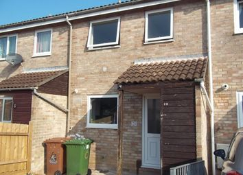 Thumbnail 3 bed terraced house to rent in Westcott Close, Eggbuckland, Plymouth