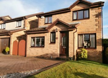 Thumbnail 3 bed detached house for sale in Barony Drive, Springhill Farm, Baillieston, Glasgow