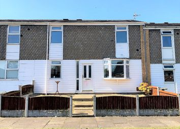 Thumbnail 3 bed terraced house to rent in Worthing Place, Stoke-On-Trent, Staffordshire