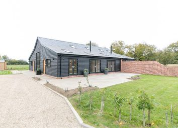 Thumbnail 4 bedroom barn conversion to rent in Alphamstone, Bures