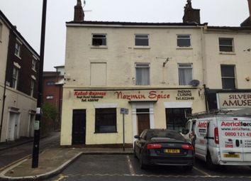 Thumbnail Restaurant/cafe for sale in 32 Market Place, Burslem, Stoke On Trent, Staffordshire