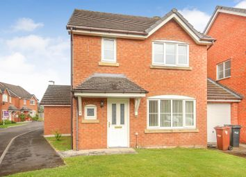 Thumbnail 3 bed detached house for sale in Windmill Close, Buckley