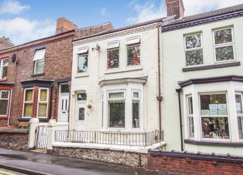 Thumbnail 4 bed terraced house for sale in Greenway Road, Runcorn