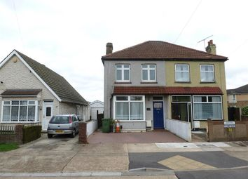Thumbnail 3 bed semi-detached house for sale in Glebe Road, Rainham