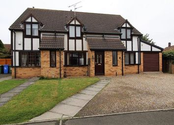 Thumbnail 2 bedroom terraced house for sale in Bebdon Court, Blyth