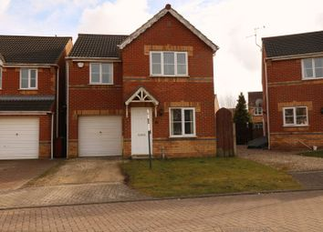 Thumbnail 3 bed detached house to rent in Gloucester Court, Scunthorpe