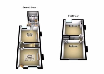 Thumbnail 2 bed cottage to rent in Primrose Gardens, Bushey