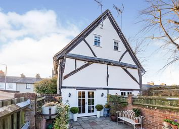 Thumbnail 3 bed semi-detached house for sale in New Road, Ware
