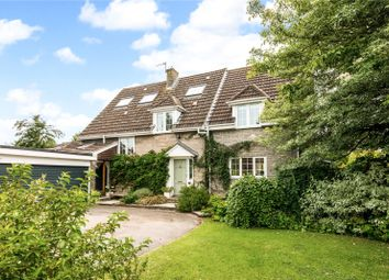 Thumbnail 5 bed detached house for sale in Monkton Deverill, Warminster, Wiltshire