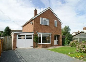 Thumbnail 3 bedroom detached house to rent in Grove Crescent, Upton-Upon-Severn, Worcester