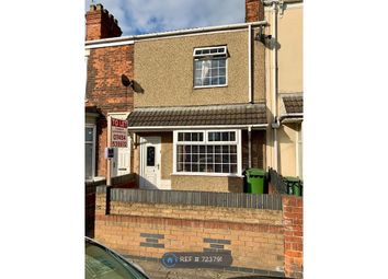 Thumbnail 3 bed terraced house to rent in Grimsby Road, Cleethorpes