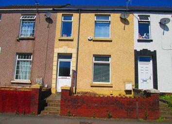 Thumbnail 2 bedroom terraced house for sale in Vivian Road, Sketty, Swansea, West Glamorgan.