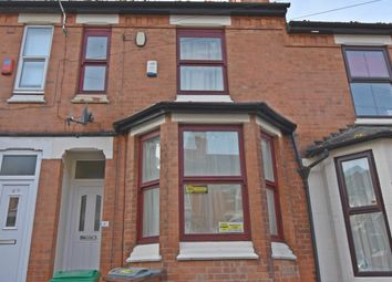 Thumbnail 6 bed end terrace house to rent in Rothesay Avenue, Nottingham