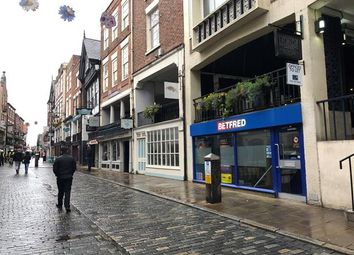 Thumbnail Retail premises to let in Watergate Row South, Chester
