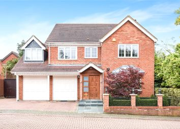 Thumbnail 4 bedroom detached house for sale in Firs, Maytree Lane, Stanmore, Middlesex